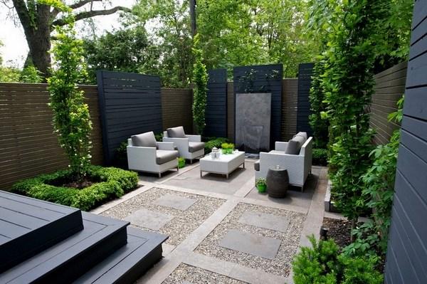 Imagenes De Jardines Fotos De Jardines Modernos Para Casas - Jardines-casas-modernas